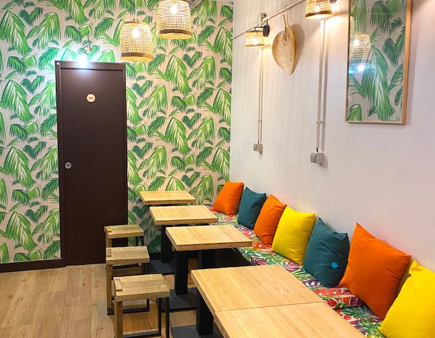 restaurant poke bar Neuilly 92