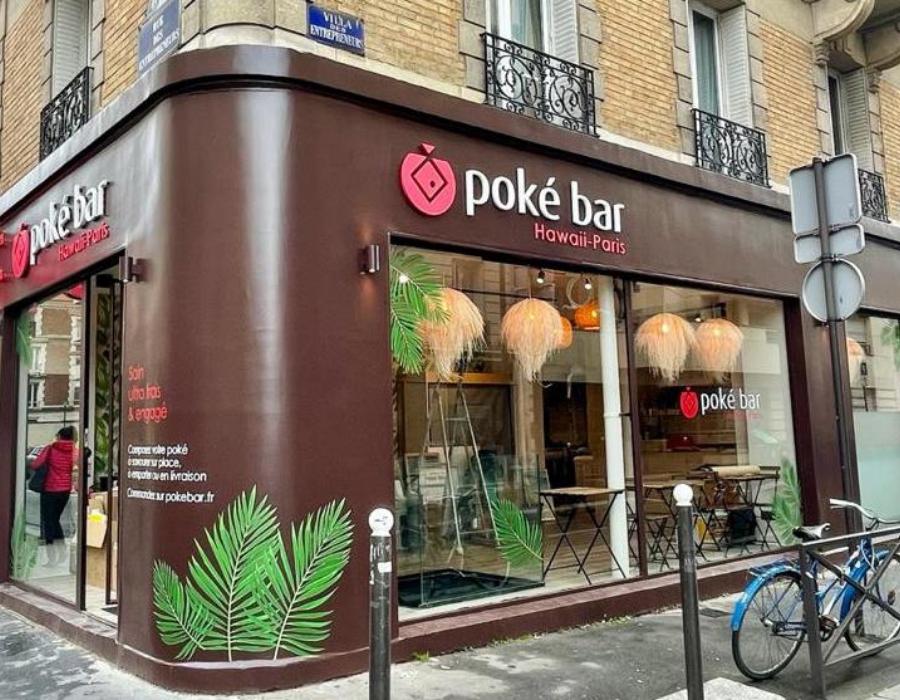 restaurant poke bar beaugrenelle paris 15
