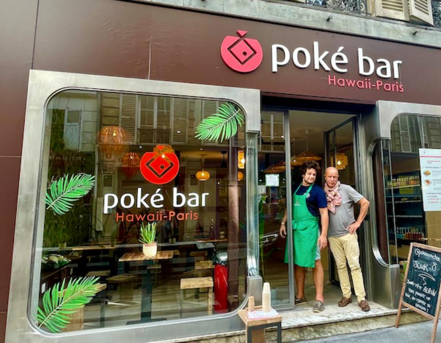 restaurant poke barRicher Paris 9